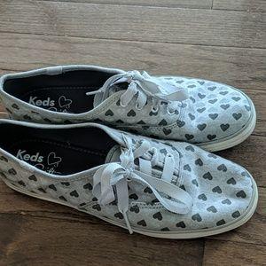 Keds Taylor swift heart sneakers